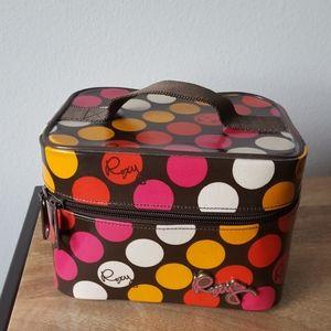 Roxy cosmetics travel case